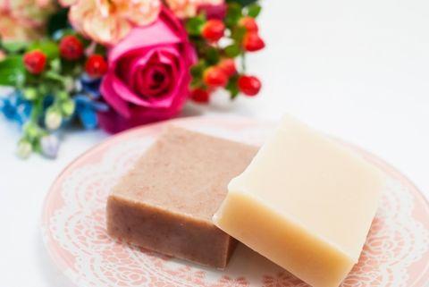 無添加で健康的な石鹸