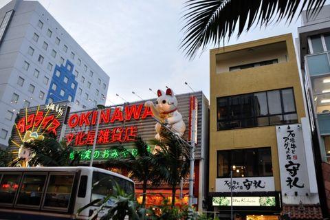 沖縄のタコライス屋さん