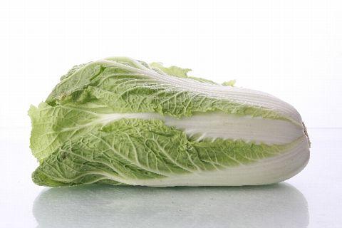お鍋などで大活躍する白菜